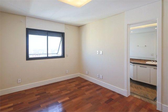 Apartamento para alugar com 4 dormitórios em Alto da boa vista, São paulo cod:REO385560 - Foto 16
