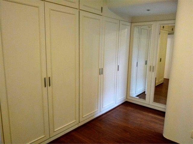 Apartamento para alugar com 4 dormitórios em Alto da boa vista, São paulo cod:REO22610 - Foto 17