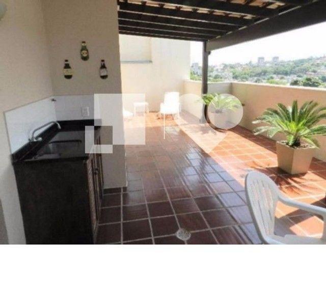 Apartamento à venda com 2 dormitórios em Jardim do salso, Porto alegre cod:REO424979 - Foto 15