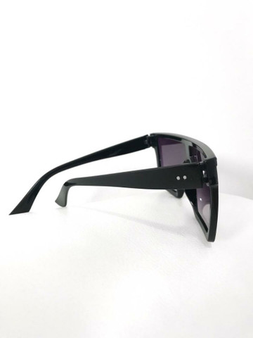 Óculos de Sol Máscara Quadrado Proteção Uv400  - Foto 4