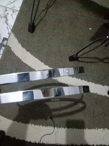 Garra  e Aro 13' para caixa e Ton de bateria - Foto 6