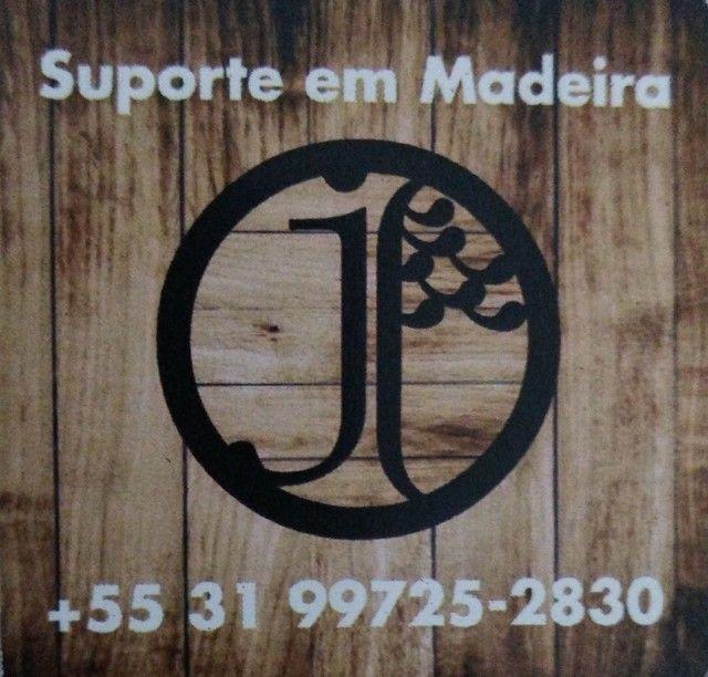 SUPORTE ESTANTE VIOLÃO GUITARRA - Foto 6