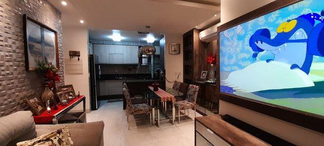 Apartamento na Ponta Negra no 12º Andar/ 3 Dormitórios sendo 2 Suítes . - Foto 9