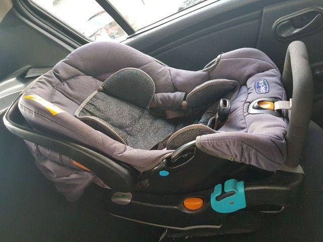 Bebê conforto - Chicco confort key 30 - Foto 2
