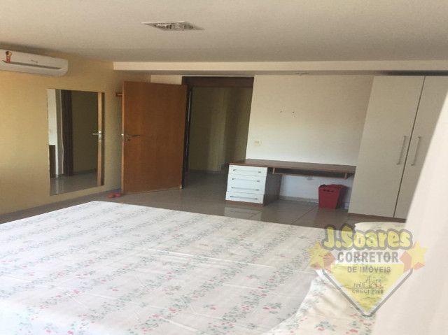 Ponta de Campina, Mobiliado, 4 suítes, 206m², R$ 5000 C/Cond, Aluguel,Apartamento,Cabedelo - Foto 10