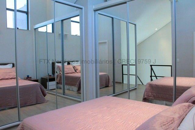 Lindo Flat mobiliado e decorado - Cobertura - Santa Fé - Foto 10