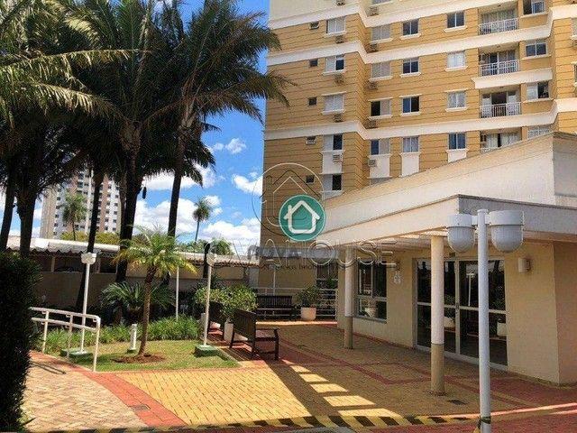 Apartamento com 3 dormitórios à venda, 69 m² por R$ 370.000,00 - Monte Castelo - Campo Gra - Foto 4