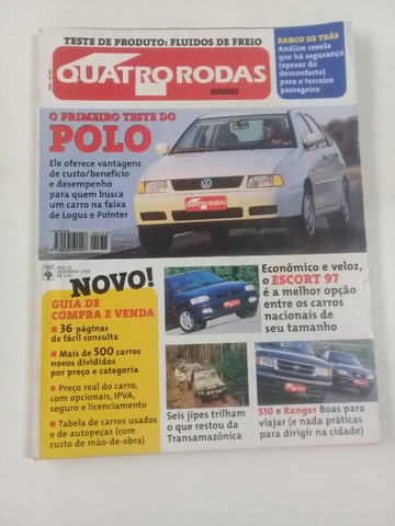 Revistas antigas.