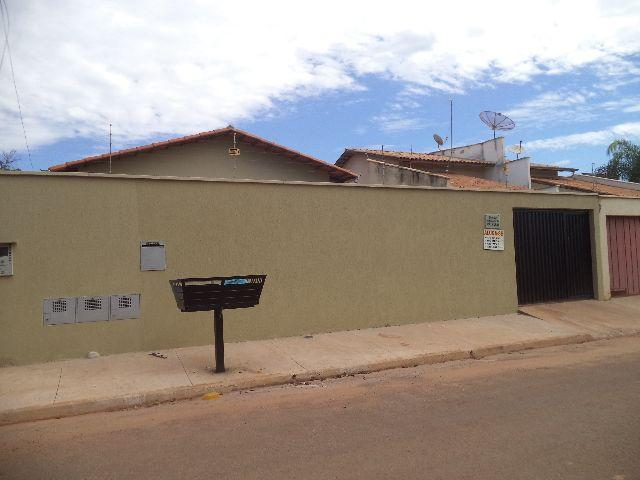 Excelente Casa 2/4 - 309 Sul- Condomínio pequeno