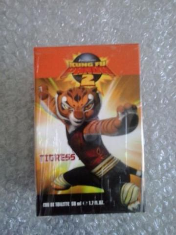 Perfume Importado Kung Fu Panda 2 Tigress Edt. 50ml