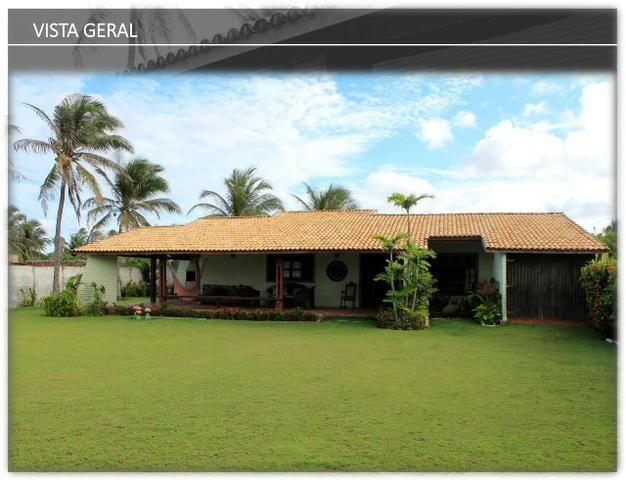Vendo casa na Praia do Barro Preto (Iguape)
