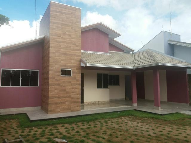Vende-se Casa Nova Guarantã do Norte