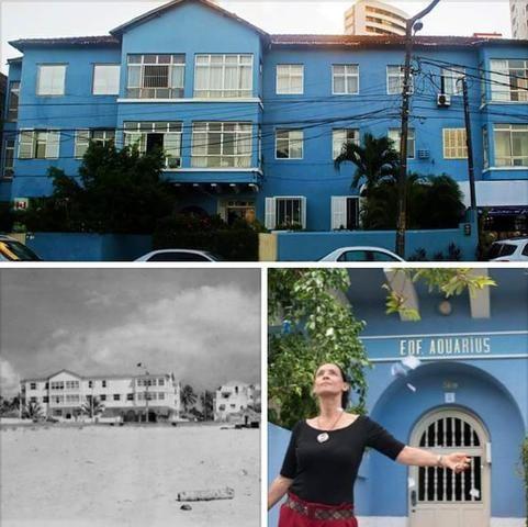 Edifício do século XX- Av Boa Viagem