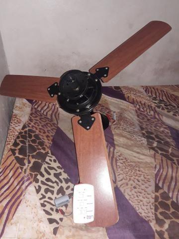 Ventilador de teto novo
