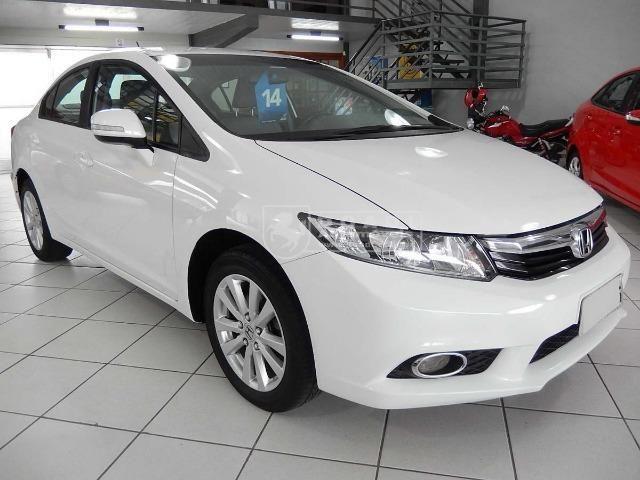 Honda Civic LXR 2.0 Flexone Único Dono - Foto 3