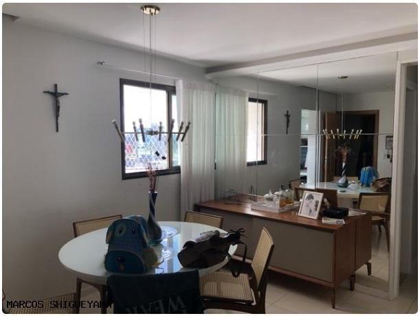 Apartamento com 3/4 (2 suítes) + dependência. armários e painéis primeira linha! VG1620 - Foto 3