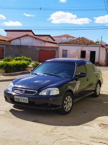 Honda Civic 2000 ( Automático ) - Foto 3