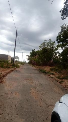 Lote no asfalto no setor Recanto de Caldas 420 metros - Foto 3