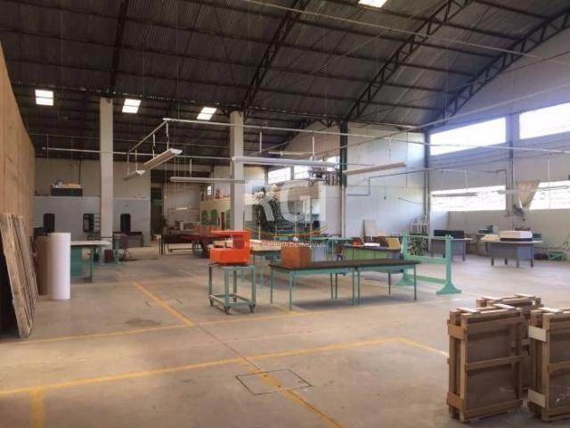 Galpão/depósito/armazém à venda em Cocão, Viamão cod:EV3369 - Foto 4