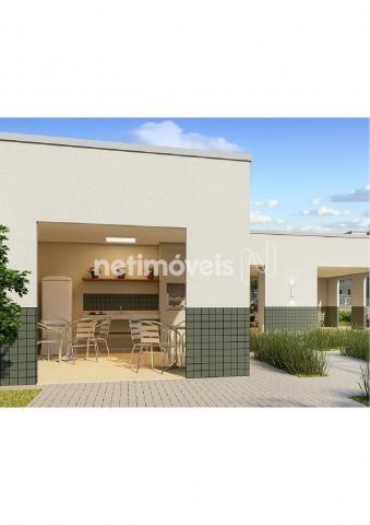 Apartamento à venda com 2 dormitórios em Parque das indústrias, Betim cod:715770