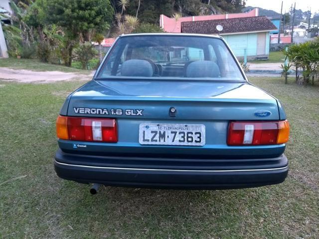 Verona GLX AP 1.8 relíquia 99 km - Foto 12