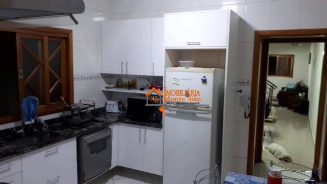 Sobrado com 3 dormitórios à venda, 147 m² por R$ 650.000,00 - Jardim Imperador - Guarulhos - Foto 6