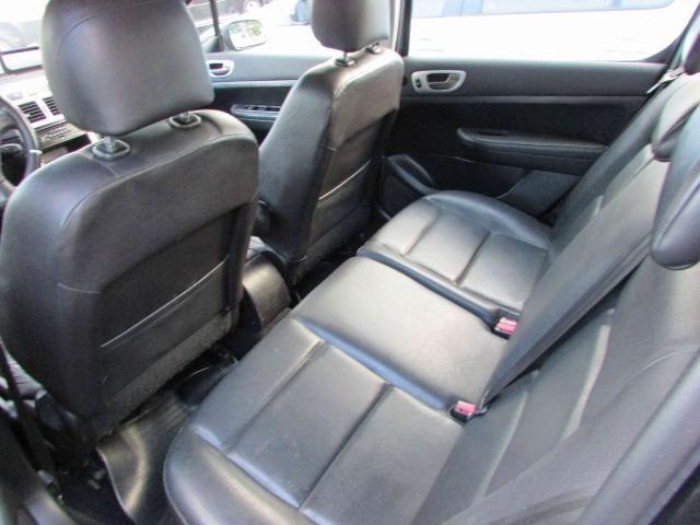 Peugeot 307 hb premium 48x789 sem entrada 2.0 aut flex completo 2012 - Foto 11