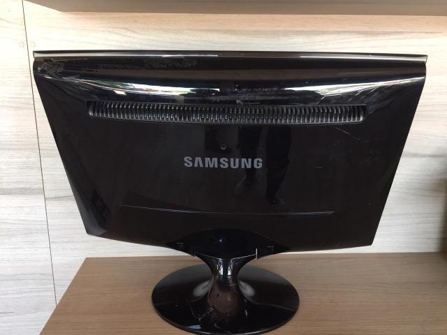 Monitor Samsung SyncMaster T220 LCD 22.0 Polegadas - Foto 2