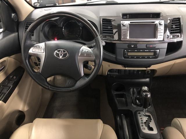 Toyota Hilux SW4 14/15 - Foto 12