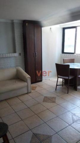 Apartamento para alugar, 60 m² por R$ 1.500,00/mês - Meireles - Fortaleza/CE - Foto 10