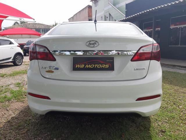 Hyundai HB20s Comfort 1.6 Aut. FLEX 2018 - Foto 2