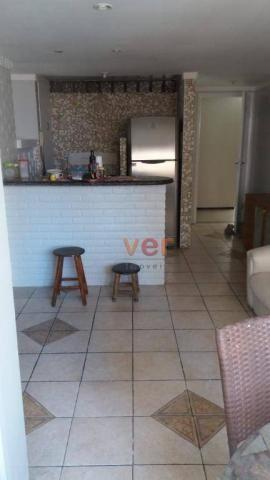 Apartamento para alugar, 60 m² por R$ 1.500,00/mês - Meireles - Fortaleza/CE - Foto 9
