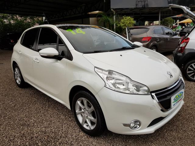 PEUGEOT 208 2014/2014 1.5 ALLURE 8V FLEX 4P MANUAL