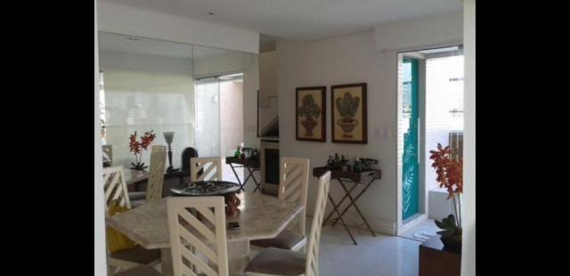 Cobertura para venda em salvador, pituba, 3 dormitórios, 3 suítes, 4 banheiros, 4 vagas - Foto 5