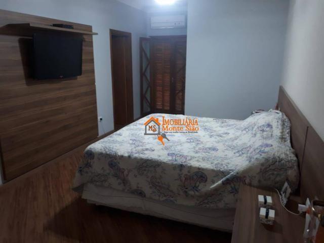 Sobrado com 3 dormitórios à venda, 147 m² por R$ 650.000,00 - Jardim Imperador - Guarulhos - Foto 11