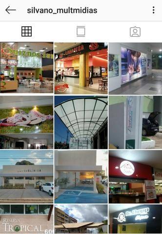 Fachada, banners, acm, cartão de visita,mdf, comunicação visual em geral