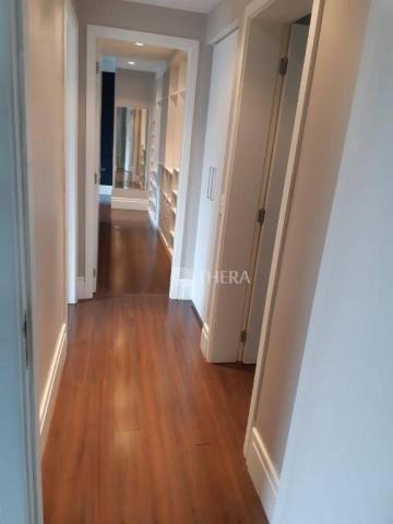 Apartamento com 3 dormitórios para alugar, 135 m² por r$ 5.000/mês - vila léa - santo andr - Foto 2
