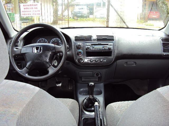 Honda Civic Lx 1.7 Completão! Ótimo estado! Mecânico - Foto 13
