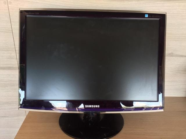Monitor Samsung SyncMaster T220 LCD 22.0 Polegadas