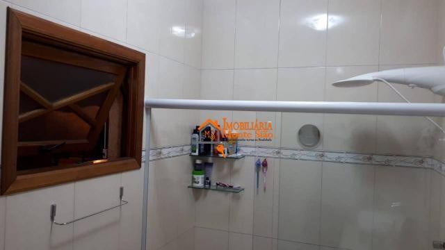 Sobrado com 3 dormitórios à venda, 147 m² por R$ 650.000,00 - Jardim Imperador - Guarulhos - Foto 17