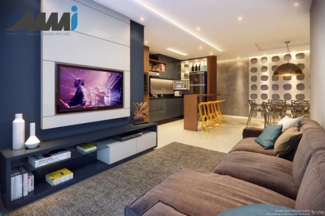 Icon - apartamento com 02 quartos sendo 01 suíte em bc - Foto 7