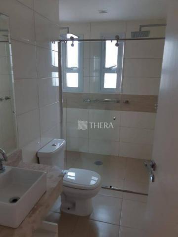 Apartamento com 3 dormitórios para alugar, 135 m² por r$ 5.000/mês - vila léa - santo andr - Foto 11