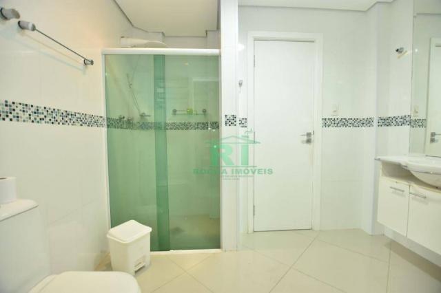 Apartamento com 4 dormitórios à venda, 190 m² - Praia das Pitangueiras - Guarujá/SP - Foto 11