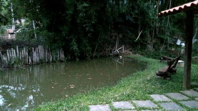 Vende-se Granja no Guarajamirim com 2400m² com 2 quartos, açudes, área gourmet. - Foto 8