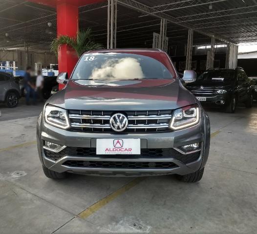 VW Amarok Highline 2.0 4x4 Diesel Aut - Foto 8