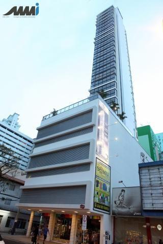 Boulevard brasil - apartamento 3 suítes com 123m em balneári