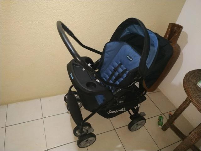 Carrinho de bebê Burigotto novinho