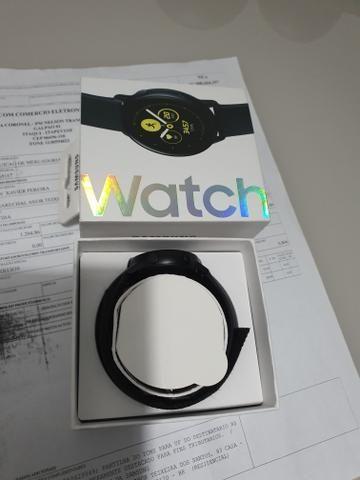 Relógio Sansung Galaxy Watch Active