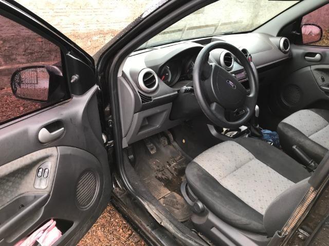 Ford Fiesta Hatch 1.6 completo Flex - Foto 5