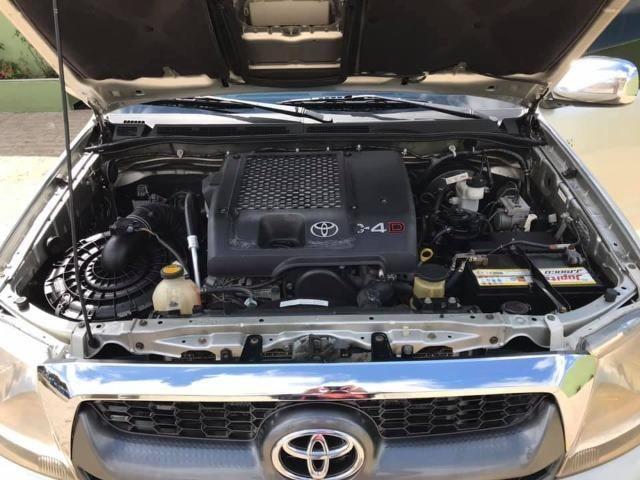 Hilux Cd SRV D4-D 4x4 2006 3.0 TDI Diesel Aut. Aceito Troca - Foto 14